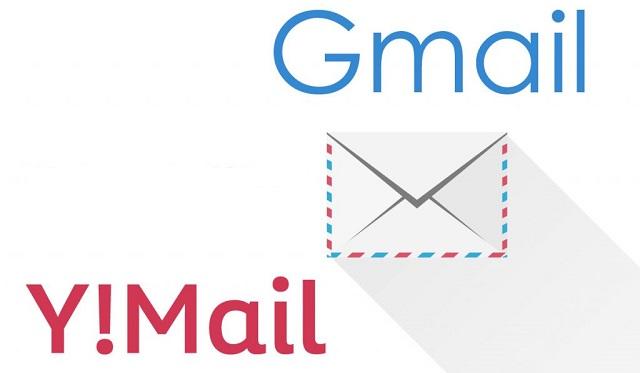 インターネットFAXはGmailやYahoo!メールを使えるの?