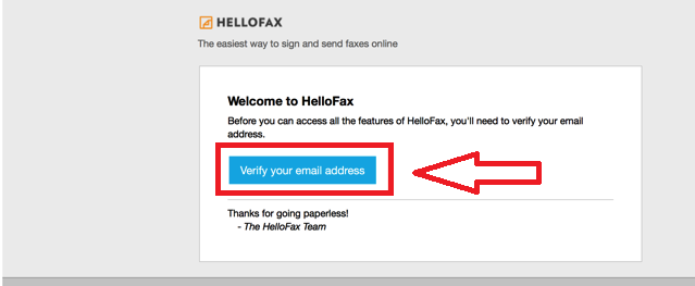 ハローファックスへの申し込み
